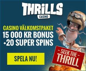 thrills netent slots