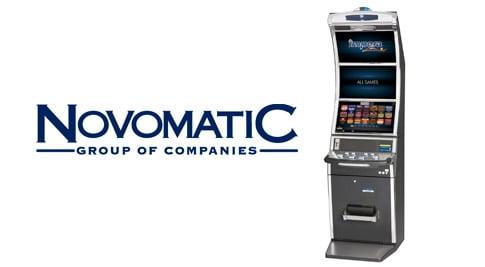novomatic slots på nätet